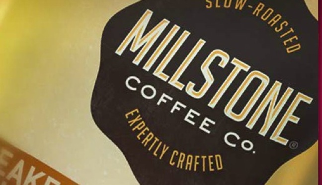 Millstone premium packaged coffee