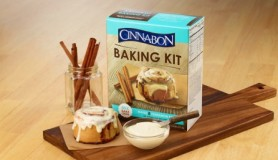 Cinnabon Launches Baking Kit At Walmart