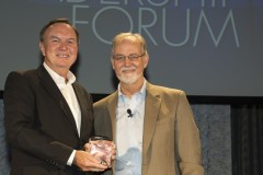 GMA Recognizes Retired Walmart CEO Mike Duke With Hall Of Achievement Award
