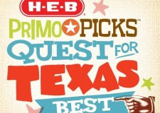 H-E-B Primo Picks Quest For Texas Best Reveals 25 Statewide Finalists