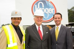 Kroger Breaks Ground On New Georgia DC