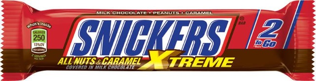 Snickers' Fans Choose Name For New Candy Bar