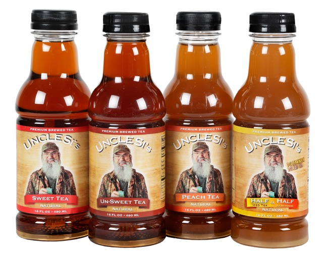 http://www.theshelbyreport.com/2014/08/14/uncle-si-of-duck-dynasty-rolls-out-iced-tea-line-at-retail/