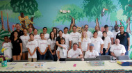 VolunCheers_Back_to_School_Group_Picture_Miami