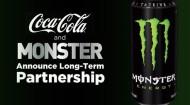 Coke and Monster partnership image