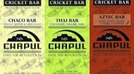 evolution express chapul cricket bars