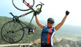 Safeway's Schroeder Is Corporate Honoree For Calif. Coast Classic Bicycle Tour
