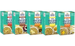 Ancient Harvest Introduces Hot Cereals Featuring Grains