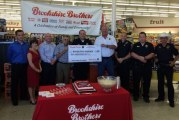 Brookshire Brothers Thanks Texas Police Dept.