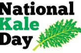 National Kale Day Grows With Second Annual Event Wednesday