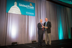 United Fresh Honors Paramount Citrus As Industry Advocate Of Year