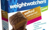 Weight Watchers Sweet Baked Goods Debuts Salted Caramel Brownie Bliss