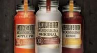 American Born Moonshine Jars
