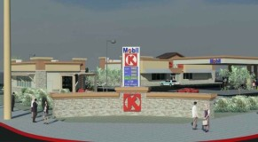 Circle K Constructing New Prototype Store In SoCal