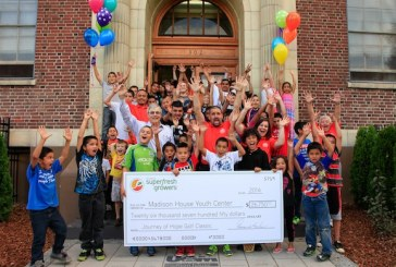 Domex Superfresh Growers Raises $26K For Youth Center In Yakima, Wash.