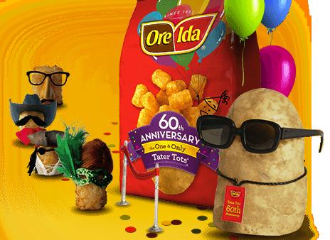Ore-Ida Celebrates 60 Years of the