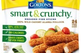 Gorton's Revamps Fish Sticks With Rollout Of Smart & Crunchy Variety
