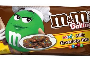 M&M'S Brand Adds Baking Bits To Lineup