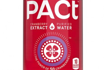 Ocean Spray Rolls Out PACt Cranberry Extract Water