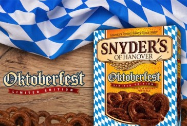 Snyder's of Hanover's Limited-Edition Oktoberfest Pretzels Available Now
