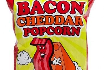 Van Holten's Introduces Bacon Cheddar Popcorn