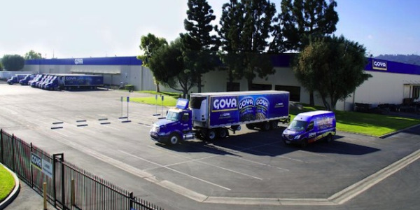 Goya Foods California expansion