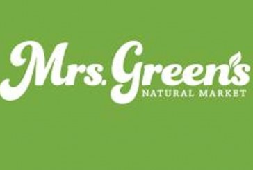 Mrs. Green's Hosts 'Shop Free For A Year Sweepstakes'
