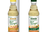 Nakano Introduces First Sweet Seasoned Rice Vinegar