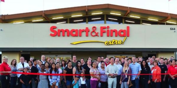 Smart and Final associates
