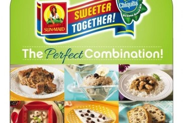 Sun-Maid Raisins, Chiquita Banana Bread Mix Launch 'Sweeter-Together' Campaign