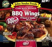 Dr Pepper BBQ Wings 20oz PDP