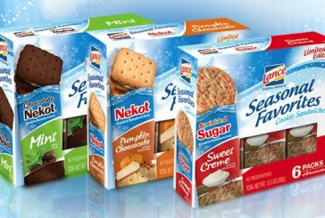 Lance Introduces Its First Limited Edition Seasonal Favorites Cookie Sandwiches