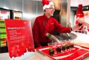 World Of Coca-Cola Kicks Off Holiday Festivities