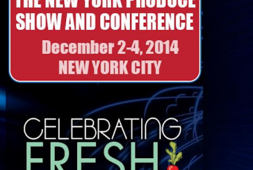 Eastern Produce Show Set For Dec. 2-4 In NYC