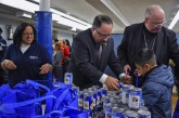 Goya Foods Donates 300K Pounds Of Food To Catholic Charities