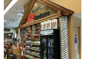 Remodeled Mollie Stone's Market In San Bruno Includes Ace Hardware