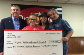 OnCue Express Raises $218,500 For St. Jude Children's Research Hospital