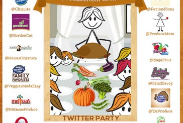 The Produce Mom Hosting #HealthyThanksgiving Twitter Party On Wednesday