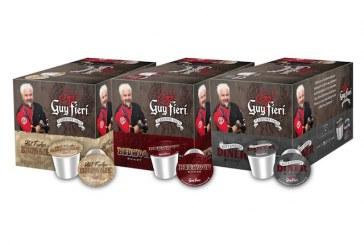 Guy Fieri's Flavortown Roasts Coffee Line Launching In Keurig Cups