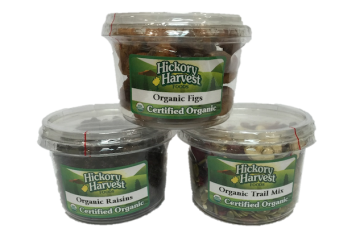 Hickory Harvest Foods Introduces Organic Snack Line