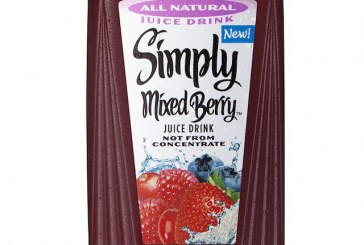 Simply Beverages Rolls Out New Juice Drinks