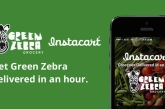 Instacart Service Now Available At Portland's Green Zebra Grocery