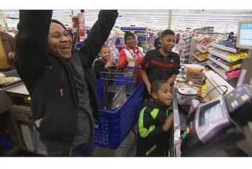 Meijer Gifts Customer At Each Of Its 213 Stores Their Entire Basket