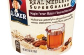 Oatmeal Options The Focus Of Quaker Oats' New Product Lineup