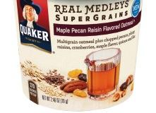 Quaker Real Medleys Super Grains