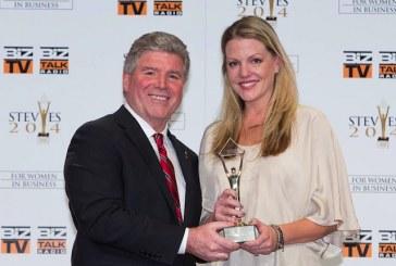 Experian Marketing Executive Named Stevie Award's 2014 Woman Of The Year