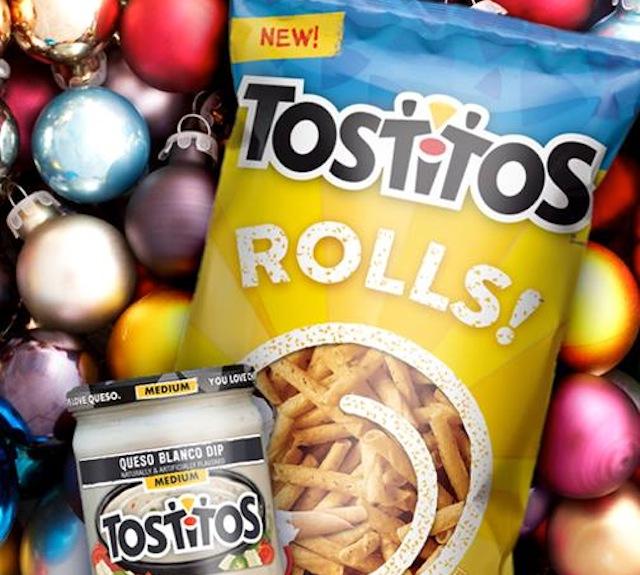 Tostitos Rolls! - taquitos.net