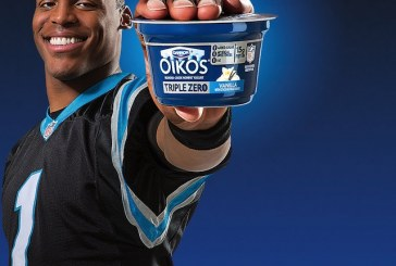 Dannon Drops Stamos For NFLer With New Yogurt Rollout