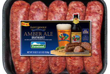 Saint Arnold Brewing Partners With Farmland To Launch Beer-Brats