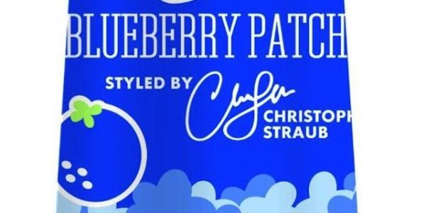 Yoplait Signature Collection Light Blueberry Patch Cup